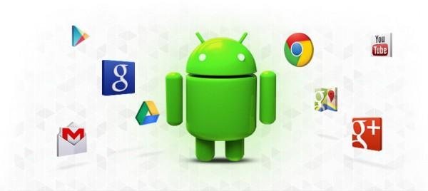 servizi google android