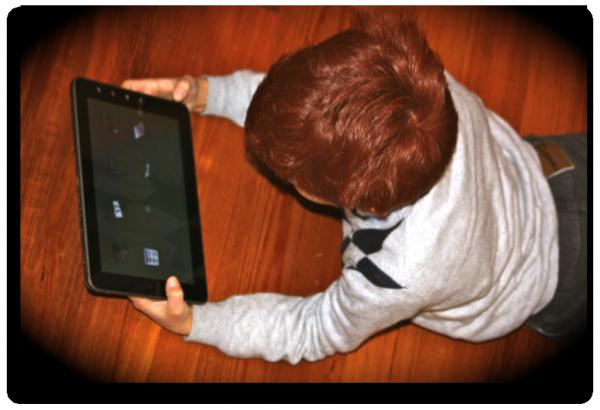 bambini tablet dipendenza ipad