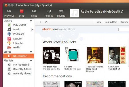 ubuntu-one-music