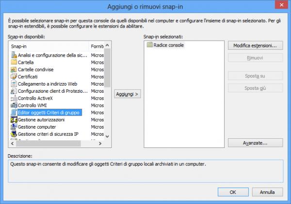 Windows Management Console - 2