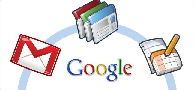google gmail drive calendar