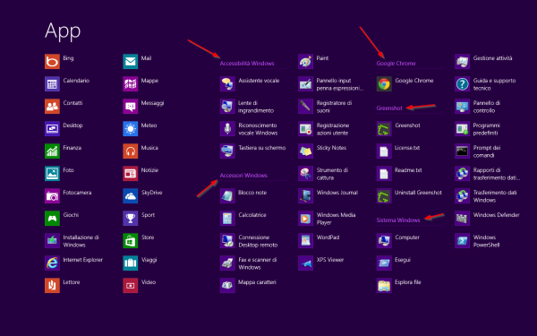start screen 2 - Guida completa a Windows 8