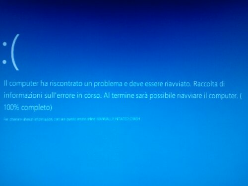 Windows 8 BSOD