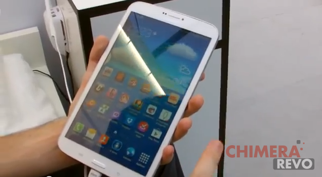 Focus software Samsung Galaxy Tab 3 8_ - YouTube