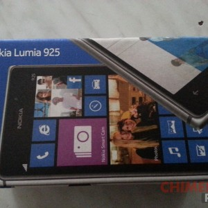 Nokia Lumia 920 - Box