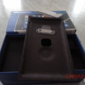 Nokia Lumia 925 - Box