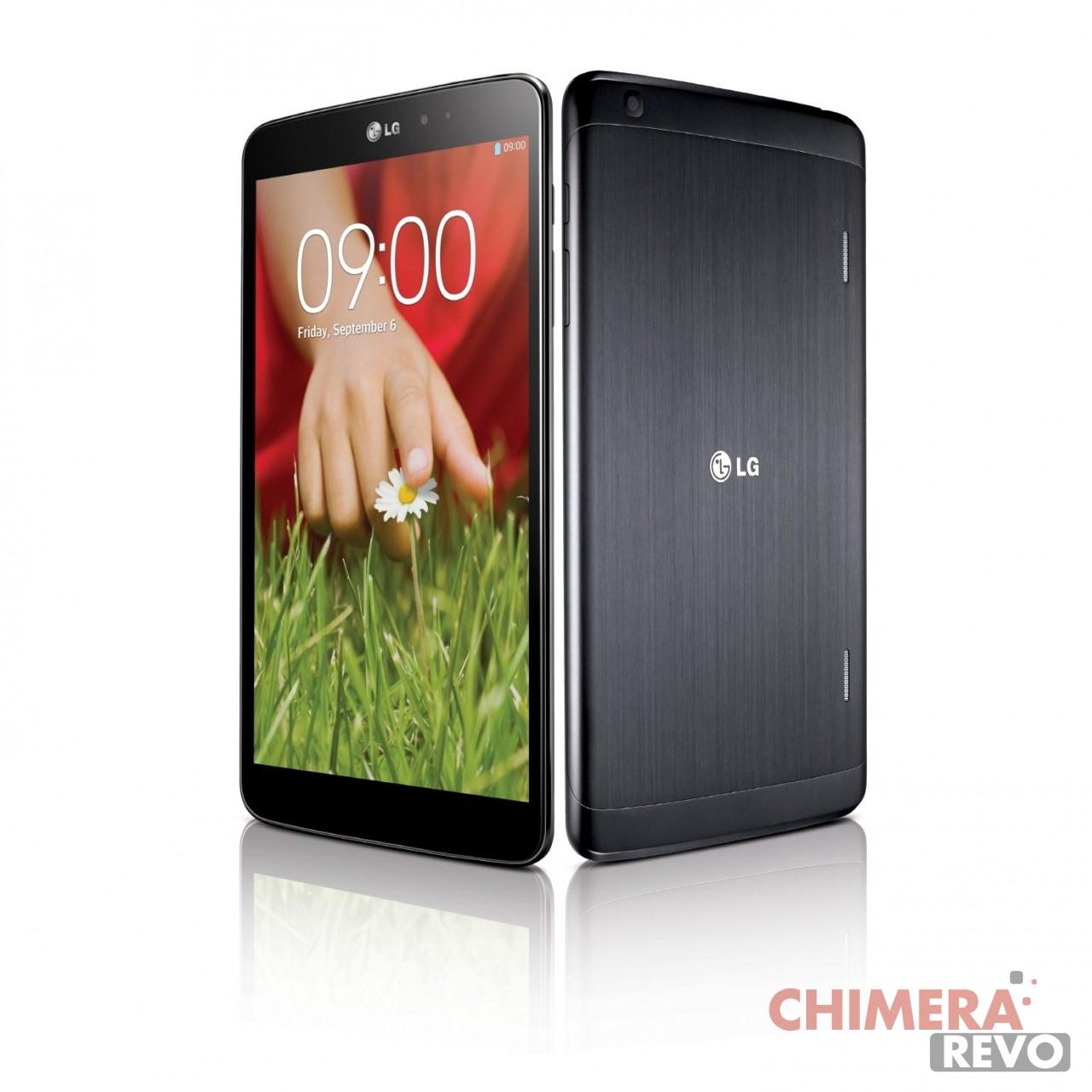 LG G Pad 8 3 è ufficiale: immagini e specifiche del super