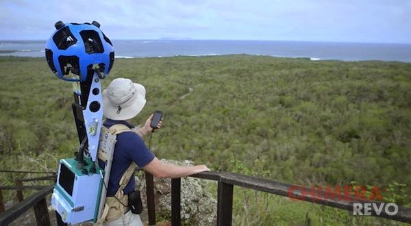 isole Galapagos Google Maps