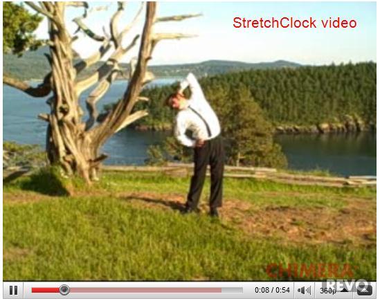 stretchclock