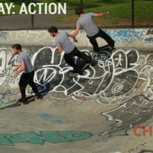 Google+ foto action