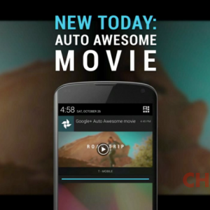 Google+ video autoawesome