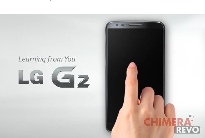 LG G2 - KnockOn