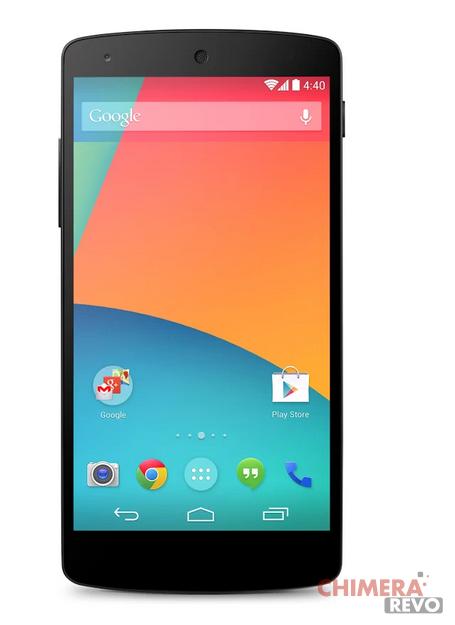 Nexus 5 foto3