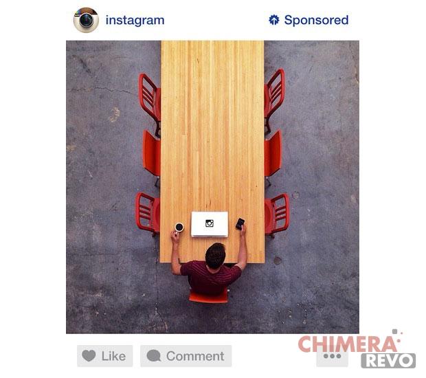 Annunci pubblicitari Instagram