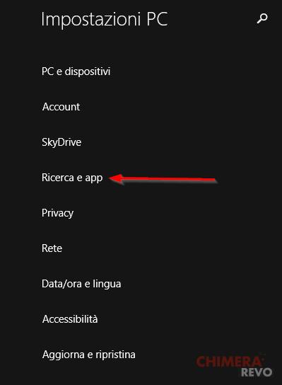 ricerca-e-app