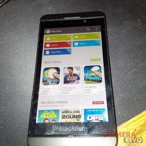 BlackBerry PlayStore 3
