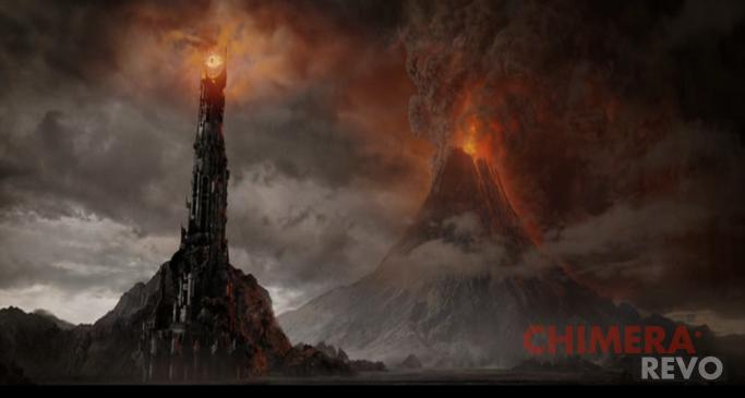 Mordor - Immagine: Wikipedia