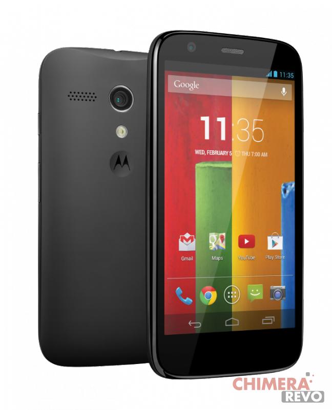 Motorola Moto G - Dual SIM