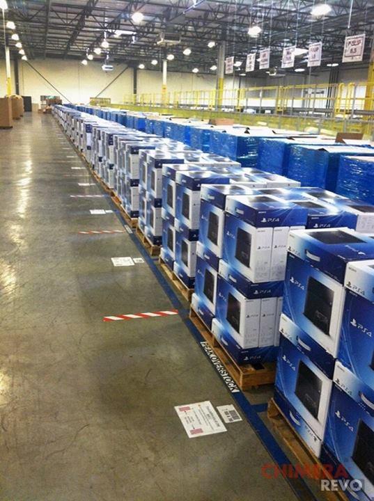 PS4 Amazon