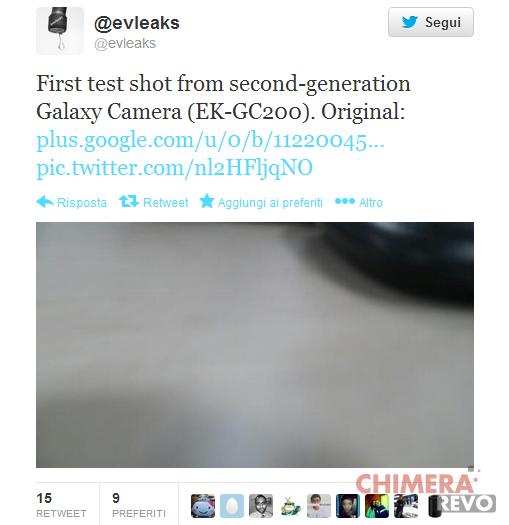 evleaks galaxy camera