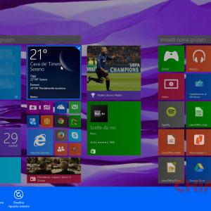 start screen live tile 1