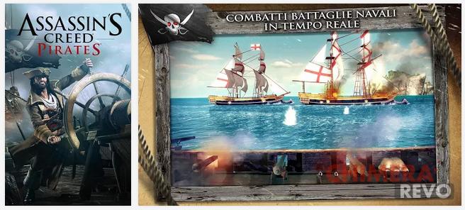Assassin's Creed Pirates - gioco Android su Google Play