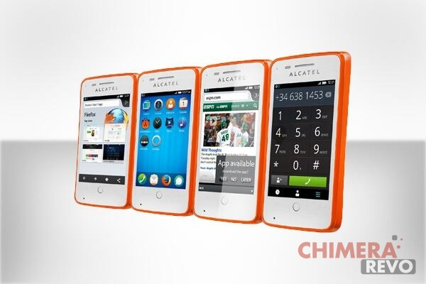 Firefox OS - Alcatel One Touch Fire