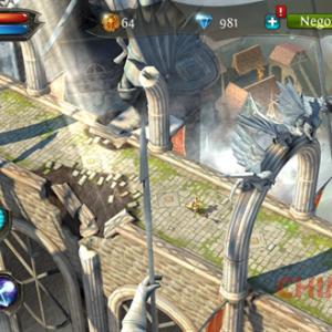 Dungeon Hunter 4 per Windows Phone 8