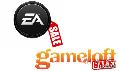 Giochi per Windows Phone EA e Gameloft
