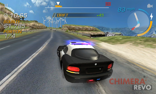 Giochi Windows Phone Need For Speed - Hot Pursuit
