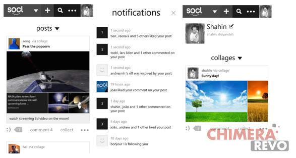 So.Cl Socl Windows Phone