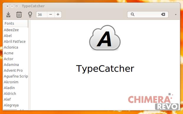 Installare Google Fonts Ubuntu - Type Catcher