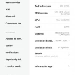 MIUI v6 porting Nexus5 5
