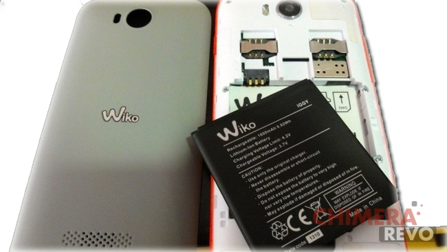 wiko iggy battery