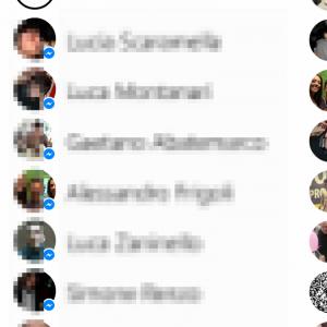 Facebook Messenger per Windows Phone