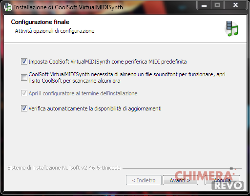 cambiare soundfont su windows
