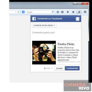 Facebook Share it