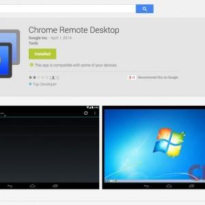 chrome remote desktop play