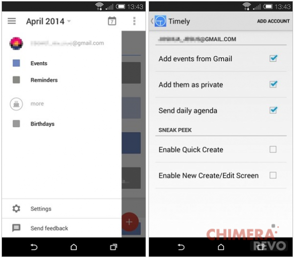 gmail android nuovo2