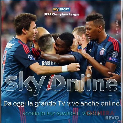 Sky Online Prezzi