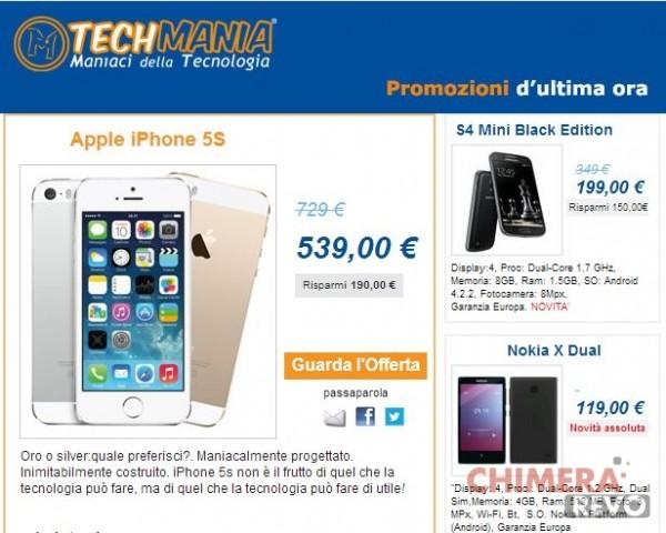 techmania promozione 10 aprile 2014