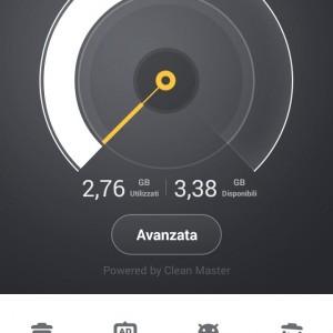 Xiaomi RedMi 1S - screenshot