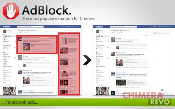Produttività Google Chrome - AdBlock