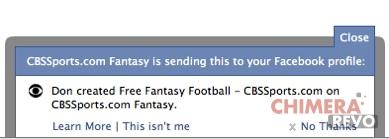 flop di facebook - beacon