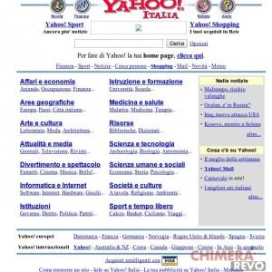 yahoo 1999