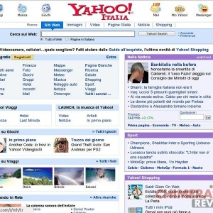 yahoo 2005 risultato