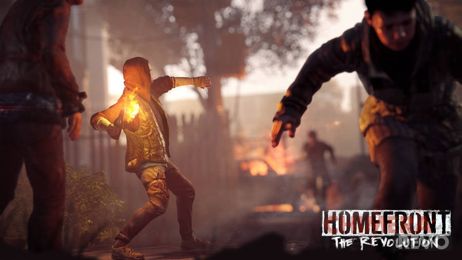 HOMEFRONT THE REVOLUTION ANNOUNCE 7