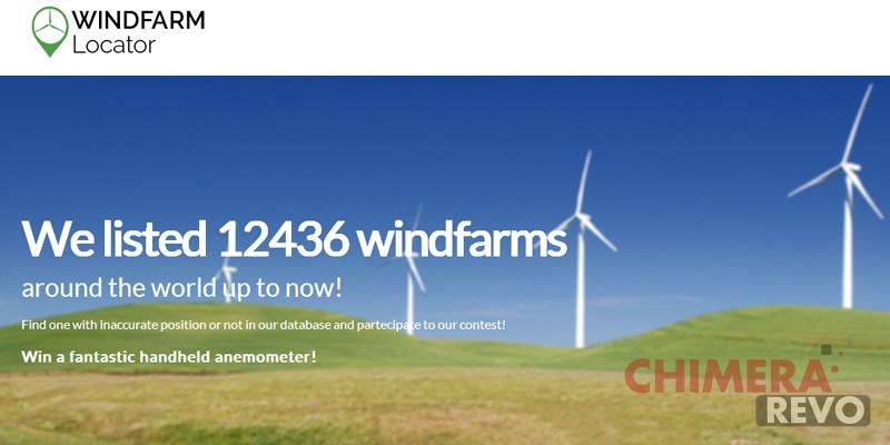 windfarm locator