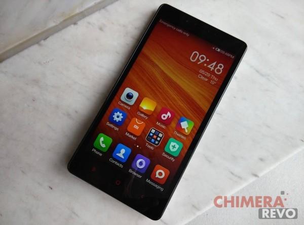 Xiaomi RedMi Note foto4