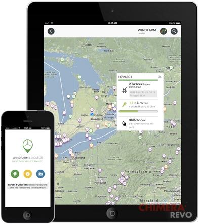windfarm app